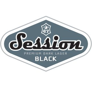 Session Premium Dark Lager Black